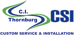 CI Thornburg Custom Service & Installation