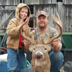 2016 Big Buck Contest Winner