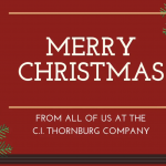 Merry Christmas From C.I. Thornburg